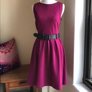 Theory Ardi dress fuchsia size 12